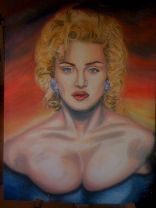 Madonna by Michael78